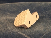 Thunder Mountain Custom Thumb Rest for Scope Mount - Short