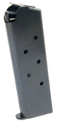 Check-Mate .45ACP, 7RD, Blue, CMF - Full Size 1911 Magazine