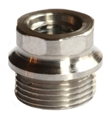 Challis Hex Drive Bushing, Stainless, 4 pieces , Slim Grip