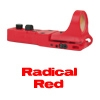 C-MORE Sight  Standard Switch  Red Body 6MOA