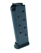 Check-Mate Match Extended Blued Full Size 1911 Magazine  8 Round