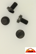 TMC 1911 Grip Screws Blued Tactical Slotted Standard Grips